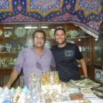 CAIRO: Comprando um PAPIRO AUTÊNTICO e BONS Souvenirs