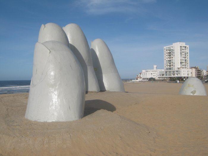 Praia em Punta, Uruguai