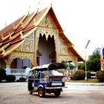 Na TAILÂNDIA, ATENÇÃO ao Golpe do Tuk-Tuk