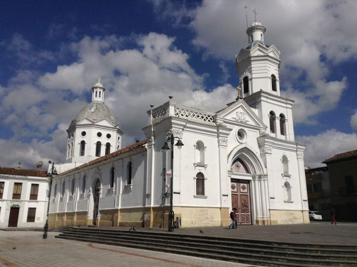 Cidade de Cuenca, Equador