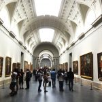 MADRI: visite o Museu do Prado de GRAÇA e COMA no do Jamón!