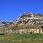 Em CARTAGENA, o IMPONENTE Castillo San Felipe de Barajas