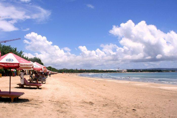 Bali oferece excelentes praias