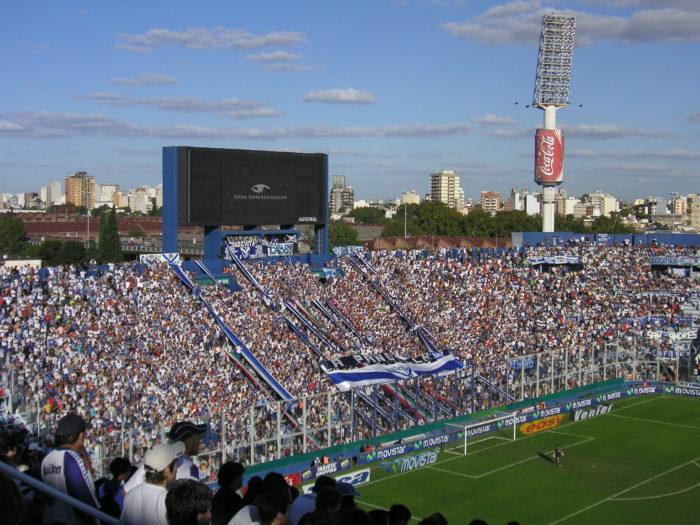 Estádio do Velez Sarsfield em Buenos Aires