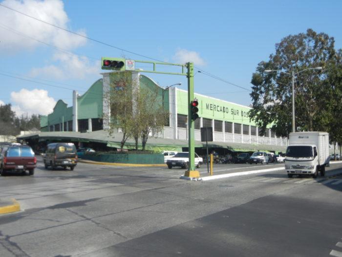 Mercado La Placita na Cidade da Guatemala