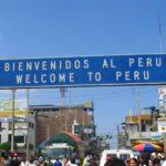 Cruzando a FRONTEIRA Equador x Peru!