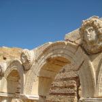 Na LÍBIA, a cidade ROMANA de Léptis Magna!