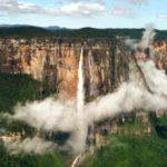 Na VENEZUELA, a cachoeira MAIS ALTA do MUNDO!