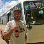 Viajando por Terra entre VIETNÃ e CAMBOJA!