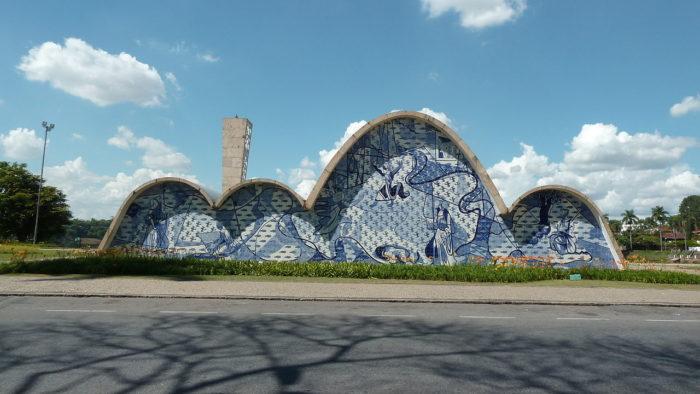 A Igreja de São Francisco de Assis em Belo Horizonte