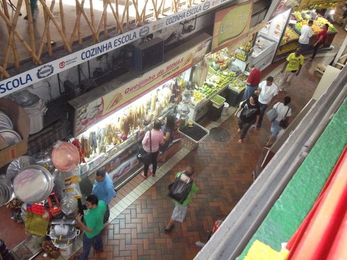 O Mercado Central de Belo Horizonte
