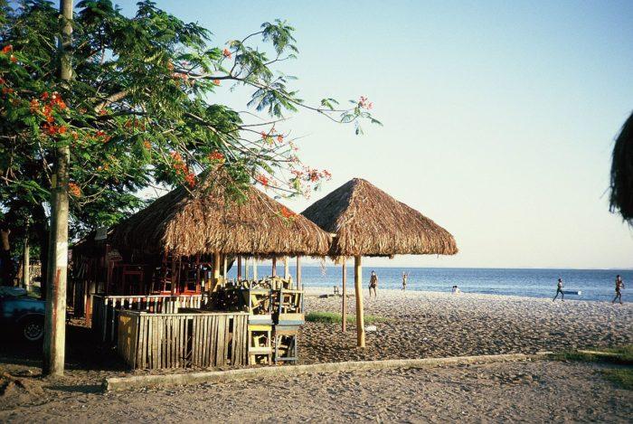 Praias agradáveis em Porto Seguro, na Bahia