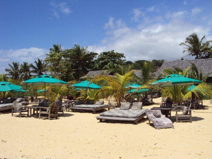 A Praia dos Coqueiros em Trancoso