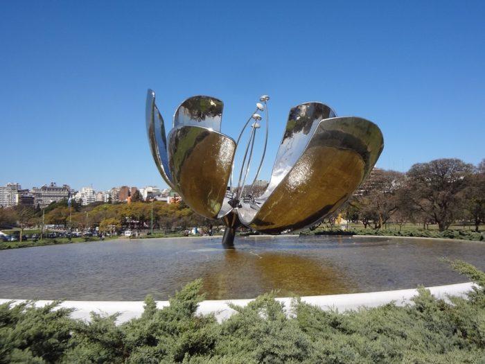 O Bairro de Palermo em Buenos Aires