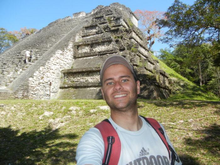 As Ruínas de Tikal, na Guatemala