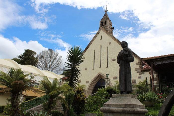 Igreja de Santo Antônio em Teresópolis