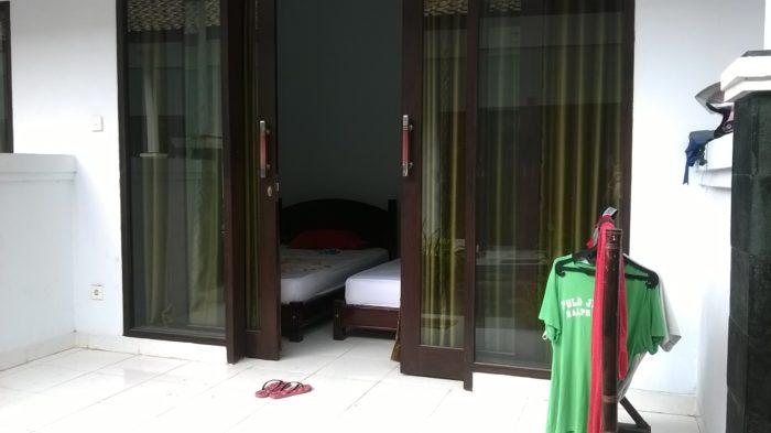 Opção econômica de hospedagem em Bali