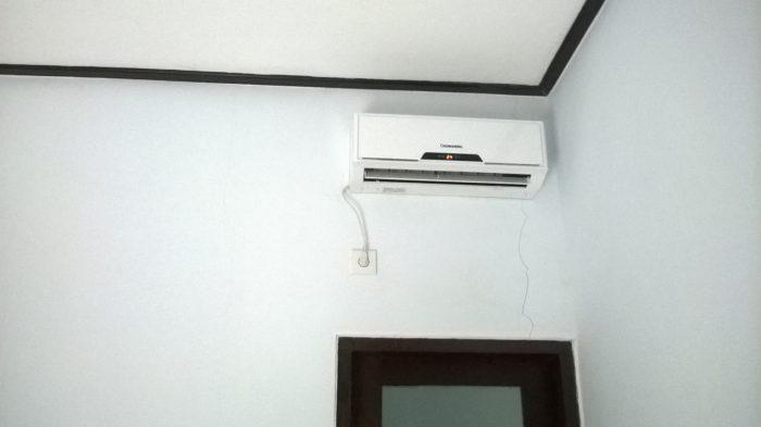 Quarto barato com ar condicionado em Bali