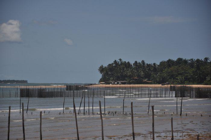 Belas paisagens em Barra Grande, Maraú, Bahia