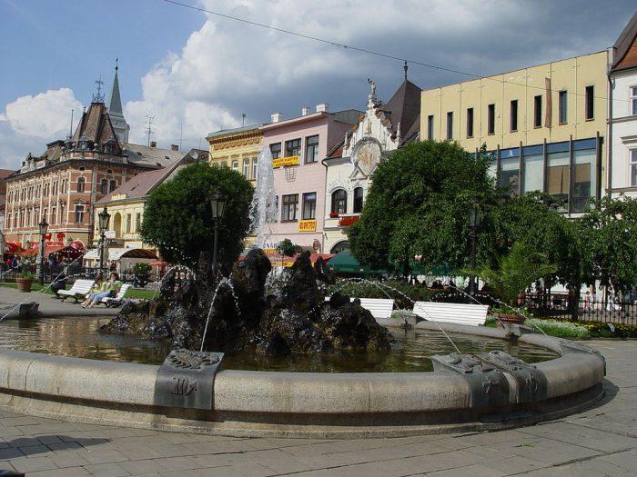 Belezas da Eslováquia
