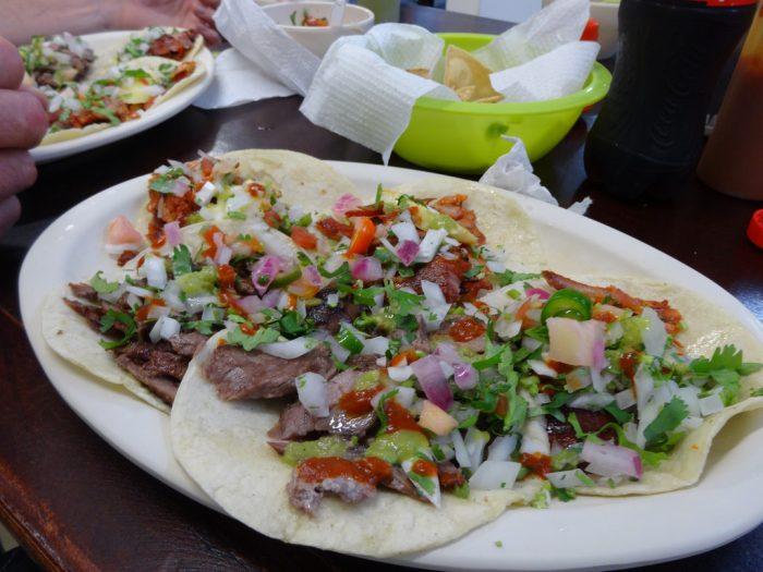 Deliciosos Tacos Mexicanos