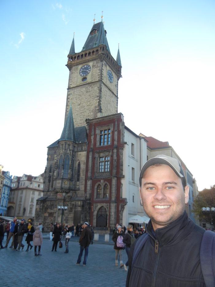 Praga, a bela capital da República Tcheca